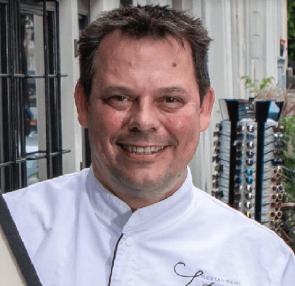 chef rogier van dam